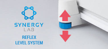 Série: Synergy Lab - Reflex Level System